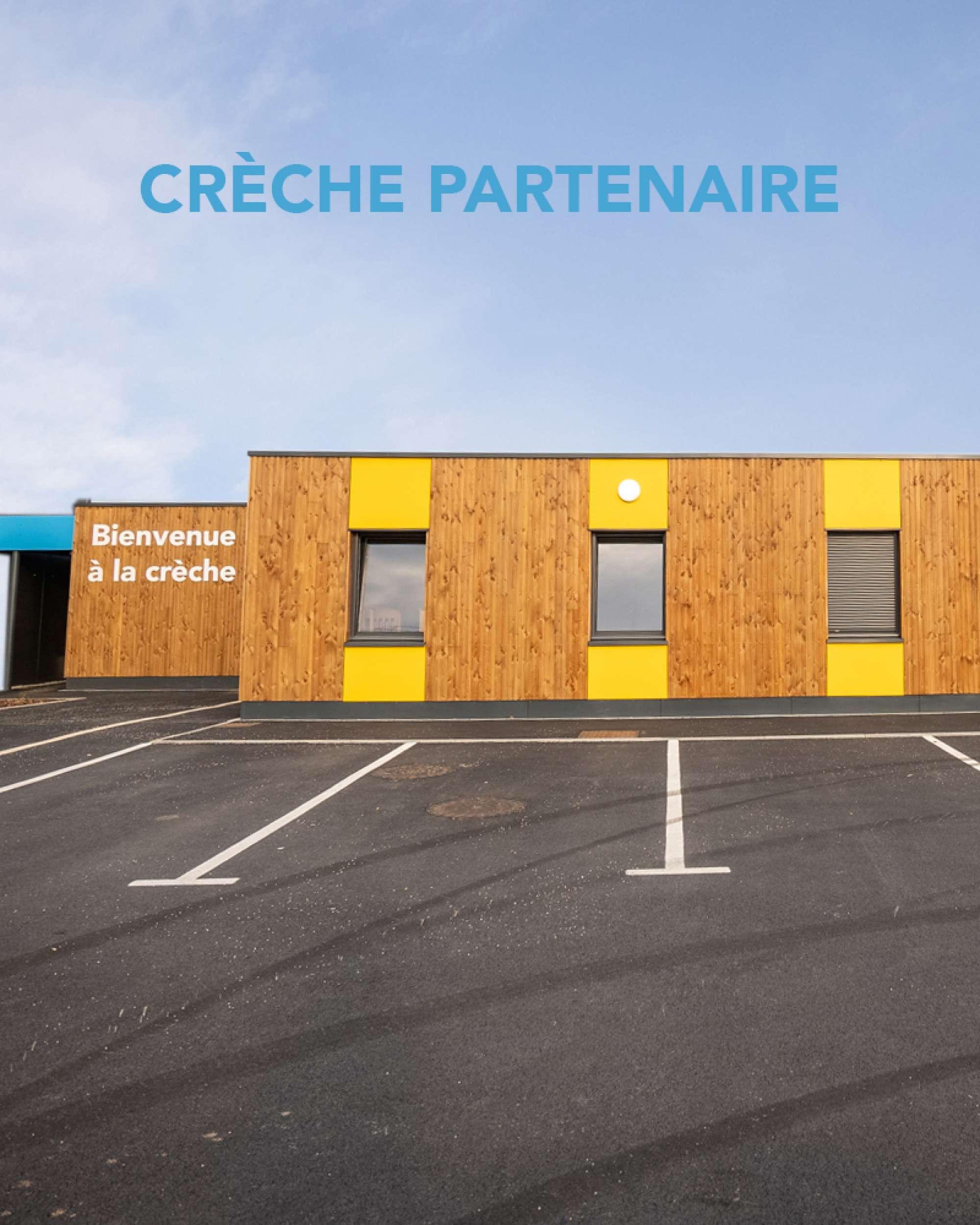 Cité Marine - crèche partenaire